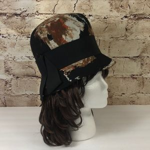 Vintage Jan Leslie Custom Design Bucket Hat